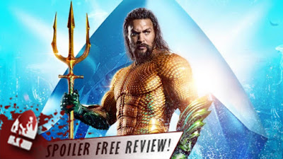 Cinematic Releases: A PepsiCo Product in a Coca-Cola World: Aquaman (2018) Reviewed