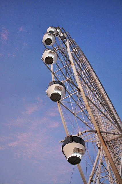 Sky Eye at Sky Fun Amusement Park at Sky Ranch Tagaytay