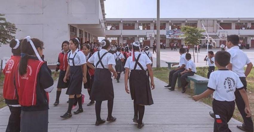 Así será la recuperación de clases para Lima Metropolitana por suspensión al inicio de año escolar - DRELM - www.drelm.gob.pe