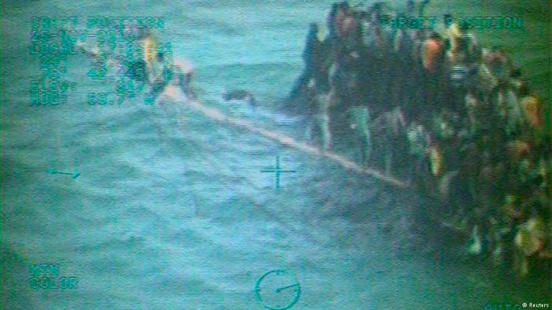 Al menos 28 haitianos mueren ahogados en viaje ilegal a Bahamas