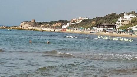 anzio dal mare