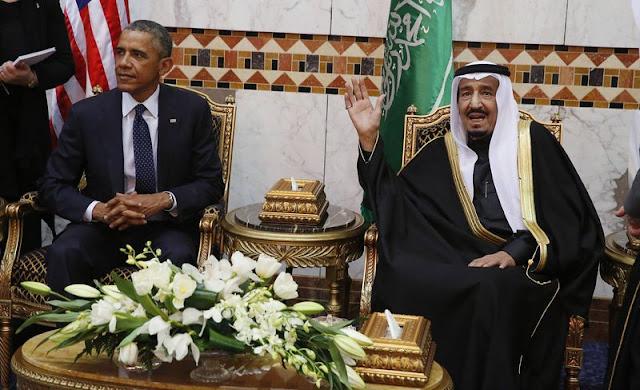 تطور مفاجىء في العلاقات السعودية-الأمريكية