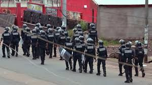 SEPARATISTS ATTACK CAMEROON POLICE