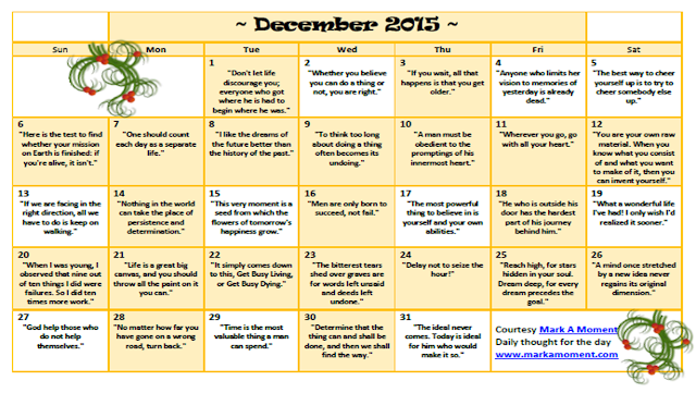 1000+ Images About Monthly Motivational Quotes Calendar On