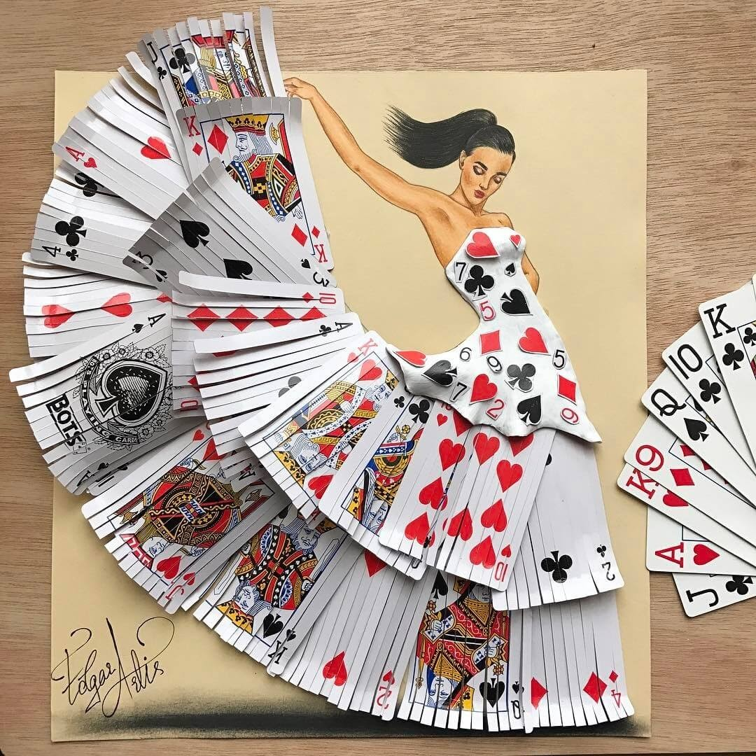 05-Queen-of-the-Game-Edgar-Artis-Drawing-with-Everything-Food-Art-and-More-www-designstack-co