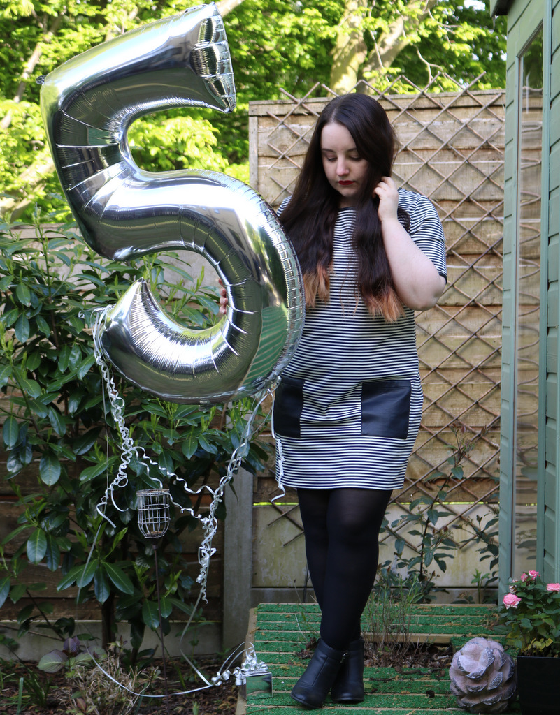 5 Years of Blogging + Giveaway