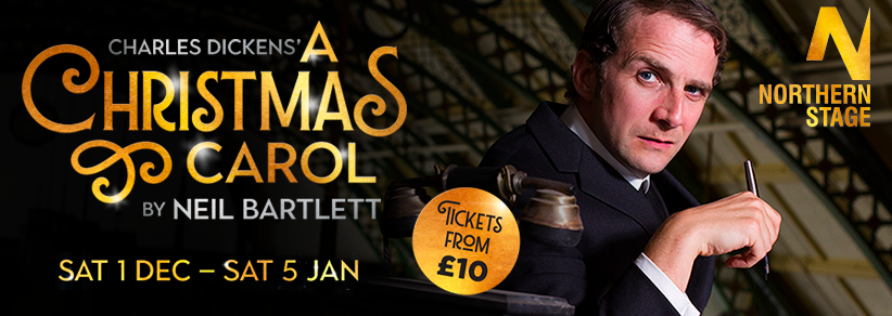 Review & Top Tips | Northern Stage Newcastle Christmas Show 2018 - A Christmas Carol