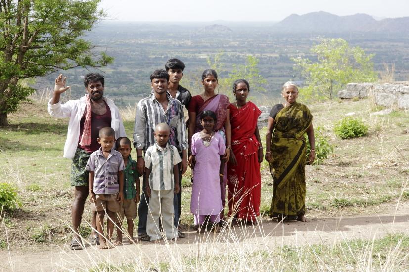famille tamil nadu