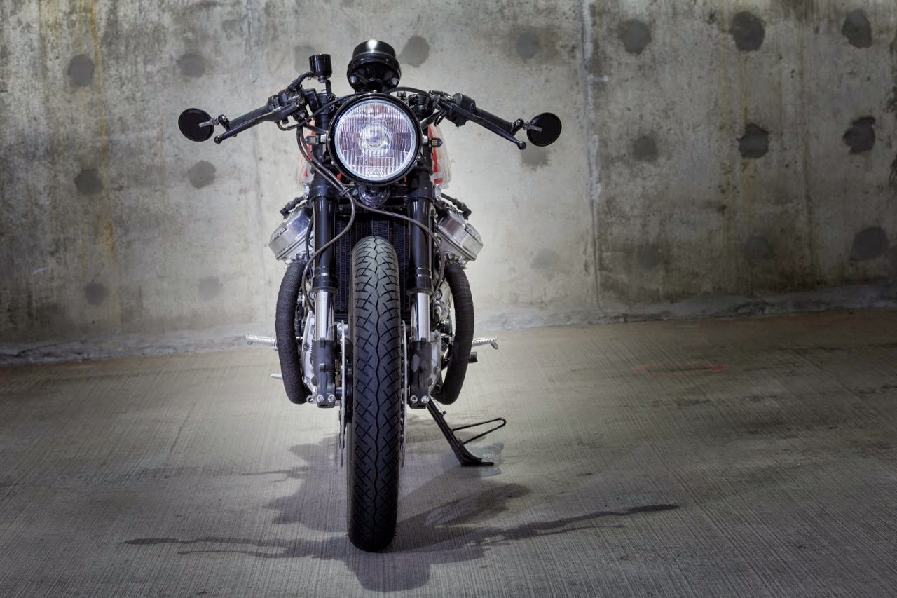 Cx 500 Rr Rocketgarage Cafe Racer Magazine Pin 2001 Ducati Monster 900 Wiring Diagram On Pinterest Being My First Build A Few Times I Felt Like Was In Over Head It Nice To Have Great Friend Turn Tyler Schwarzkopf Of Bleedmachine