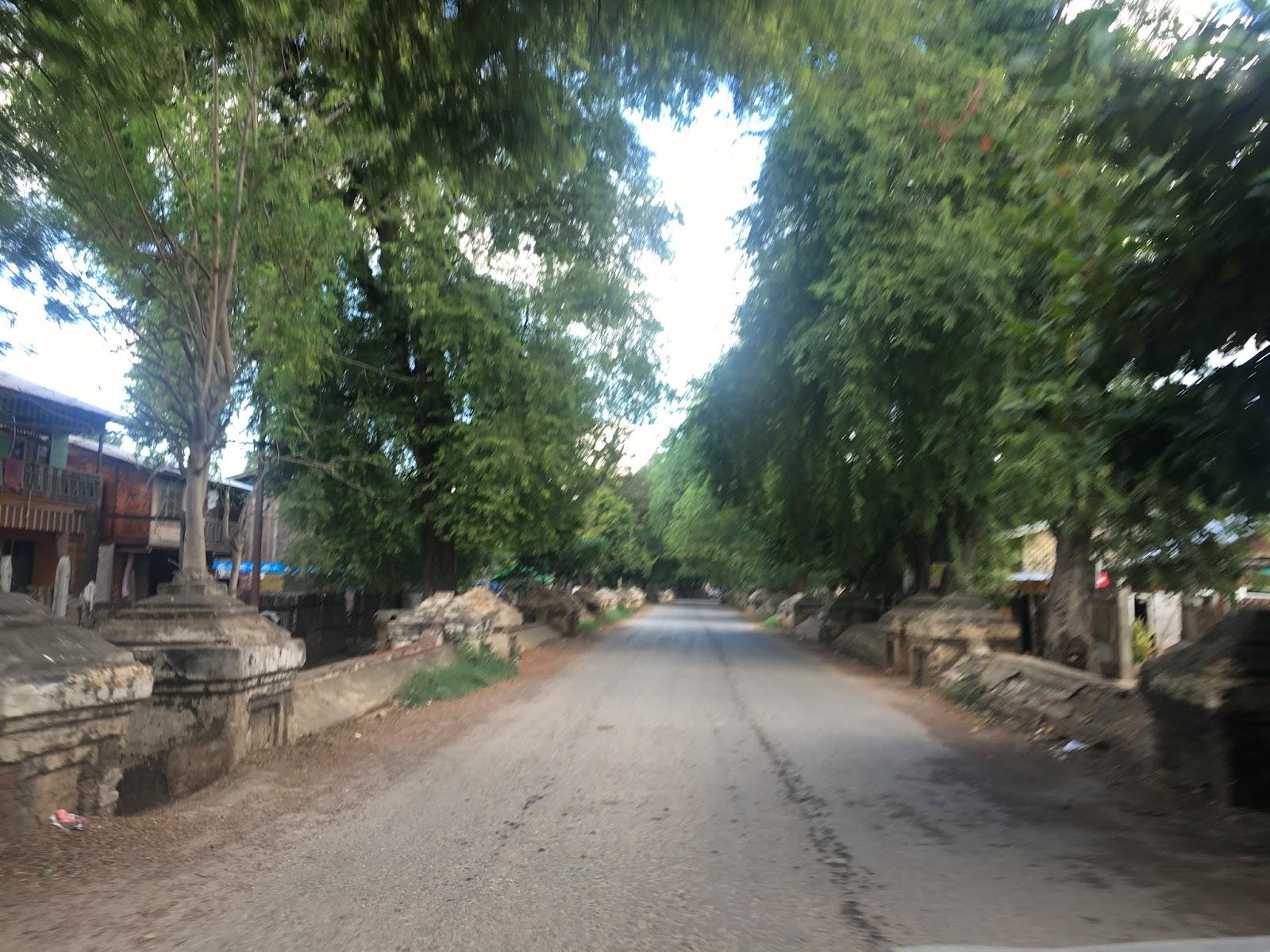Day 13 Myanmar Innwa Ancient City