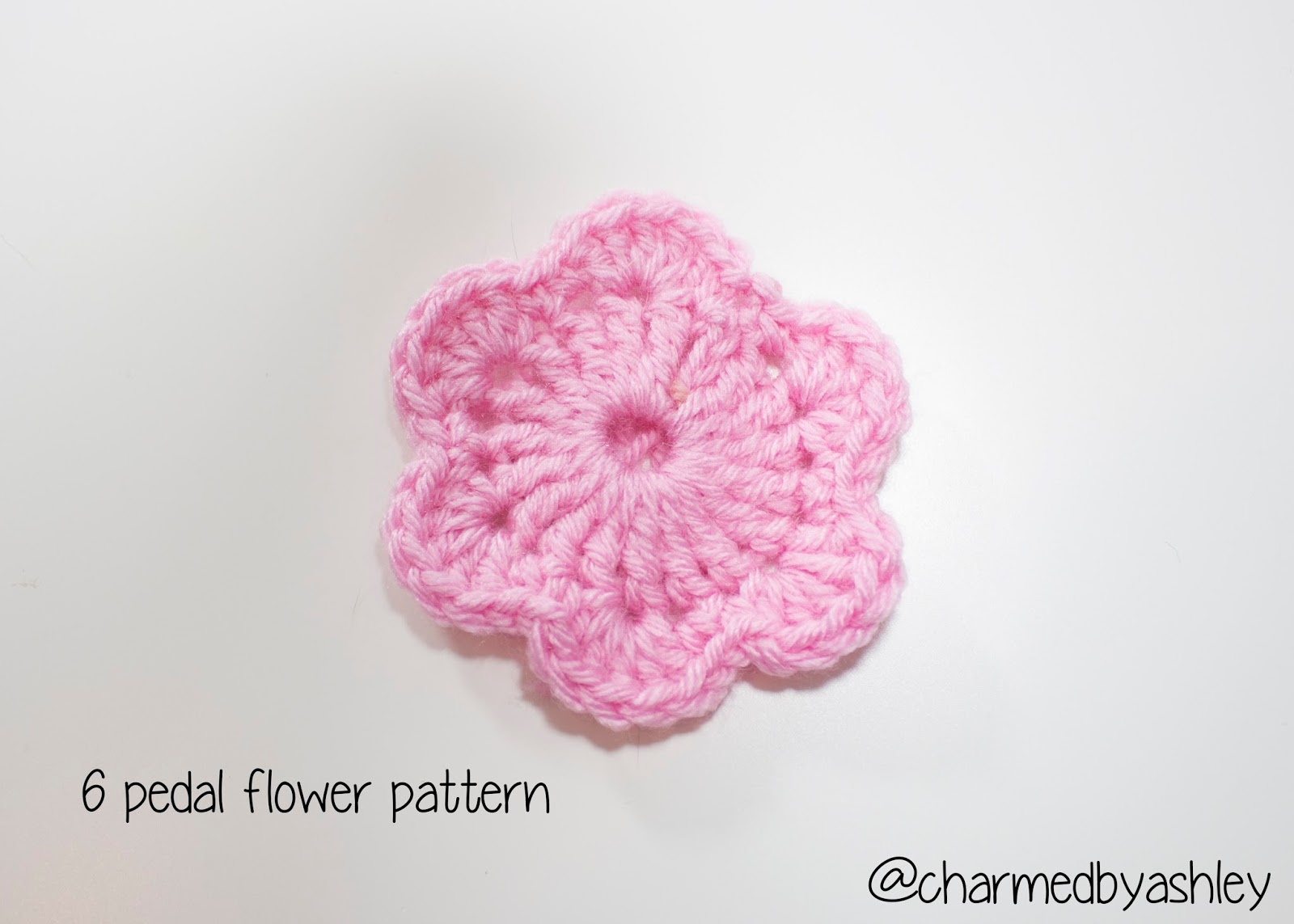🌸🌼🌻 3 Crochet Flowers 🌸🌼🌻 - Charmed By Ashley