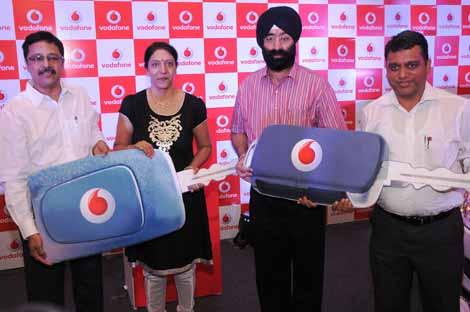 Vodafone Lucky Draw Winner 2021