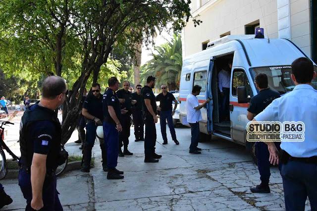 16 συλλήψεις στην Αργολίδα σε επιχειρηση της αστυνομίας