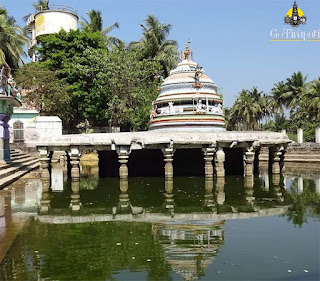 Natta Rameswaram Temple History
