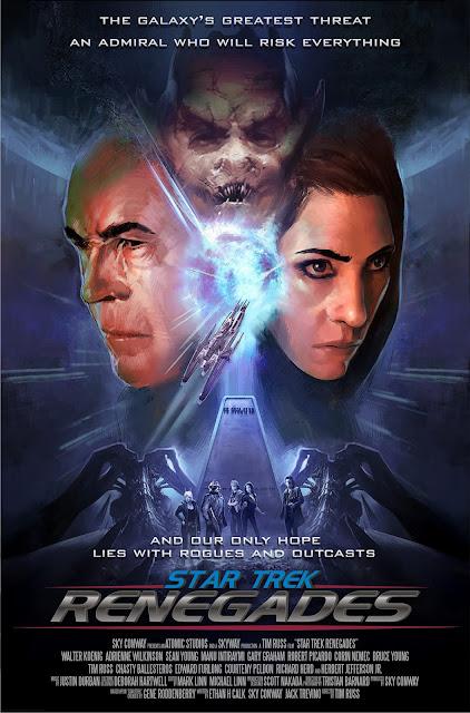 Star Trek: Renegades (2015-) ταινιες online seires oipeirates greek subs