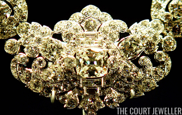 Bejeweled CloseUps The Nizam of Hyderabad Necklace  The Court Jeweller