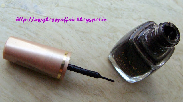 Lakme Insta-Liner Water Resistent Eyeliner Review
