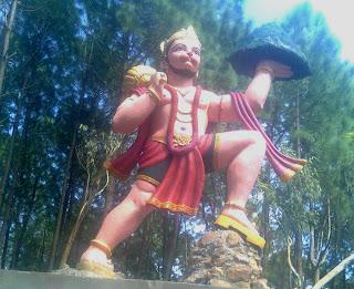 statue of Lord Hanuman, Hanuman ji ko murti