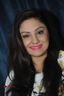 Actress Priyanka Trivedi (Upendra) Pos at Shuddhi Kannada Movie Press Meet  0002.jpg