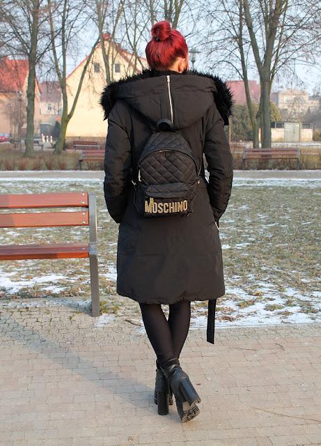 Black Moschino