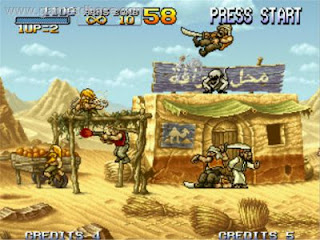 Metal Slug 2 Games For PC Full Version