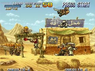Metal Slug 2 Games For PC Full Version