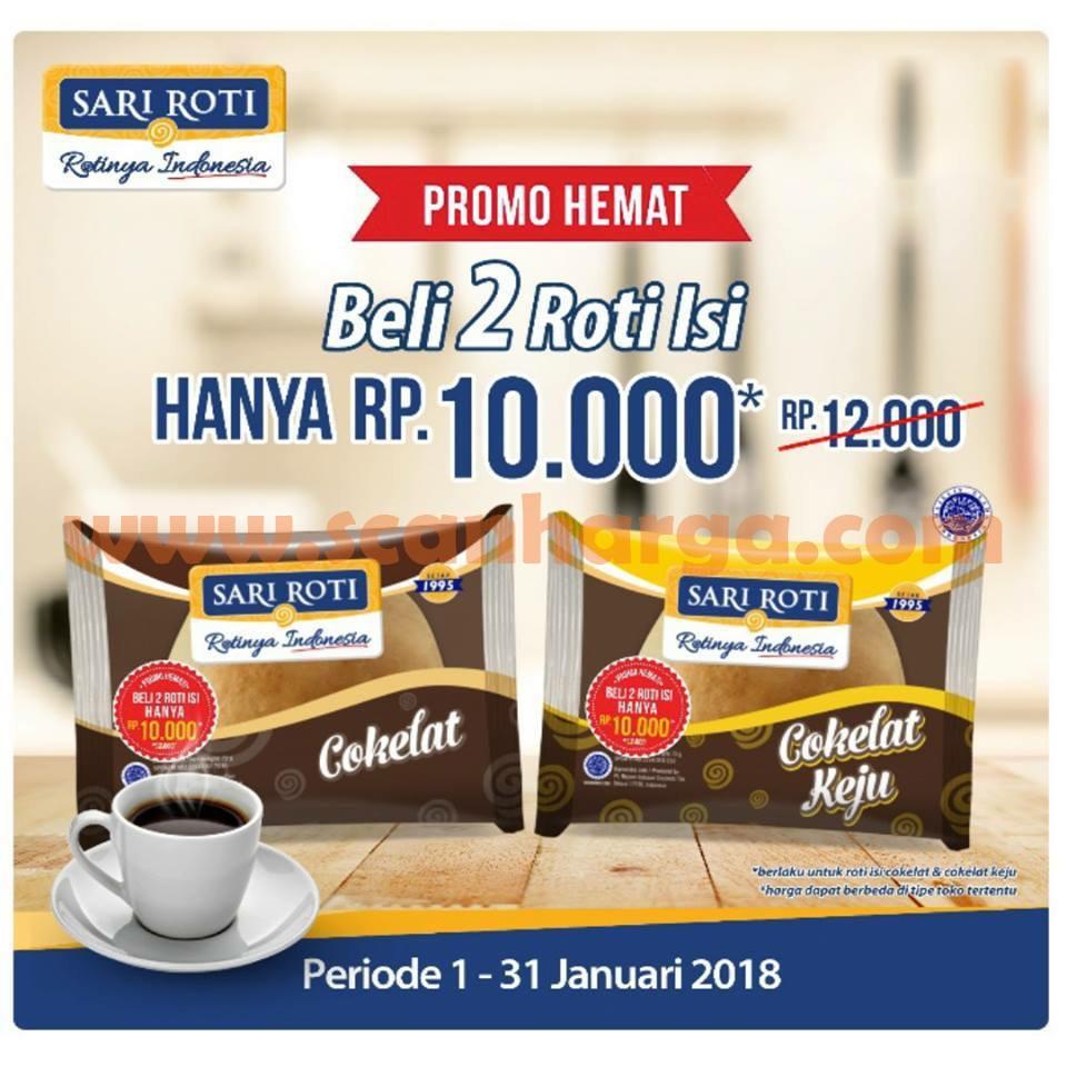 Promo Harga Produk Sari Roti Murah Di Indomaret Edisi Januari 2018 Scanharga
