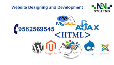 Our Website Designing & Development with Latest Technologies