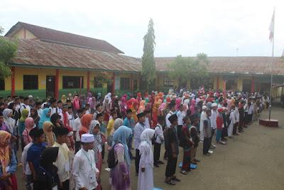 728 Siswa Ikuti Tes Tertulis Masuk MTsN Negeri Tanjungbalai