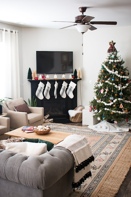 Cheap and Easy Christmas Decor