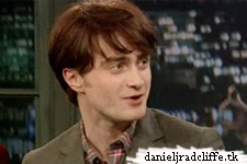 Daniel Radcliffe on Late Night with Jimmy Fallon
