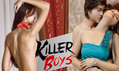 Poster Of Killer Boys 2016 Hindi 720p HDRip x264 Free Download Watch Online Worldfree4u