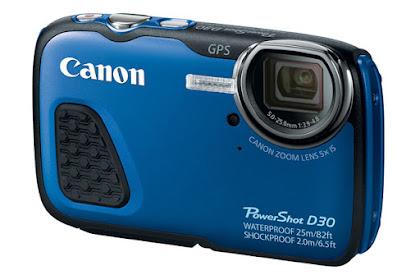 Canon PowerShot D30 Driver Download Windows, Mac