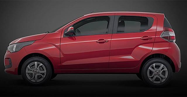 Novo Fiat Mobi