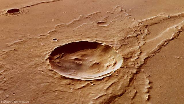 Water-rich history on Mars: New evidence