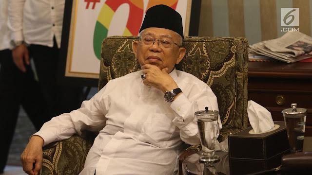 Maruf Amin Sebut Sejumlah Masjid Dikuasai Non Aswaja, Pemikir Islam: Ini Tanam Bibit Permusuhan