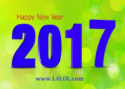 New Year 2017 Wallpaper SMS Lover