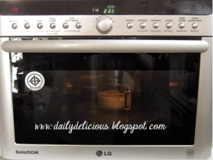 dailydelicious: Happy Cooking with LG SolarDom: Quick and ...