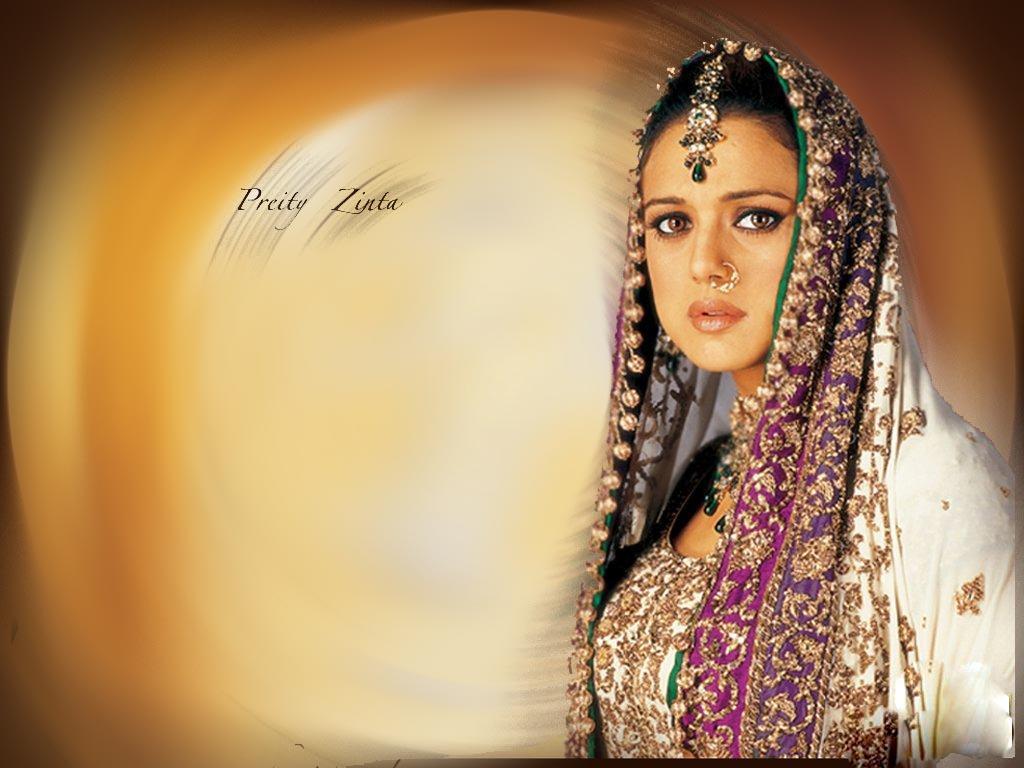 Priti Zinta Hot Wallpaper-5444