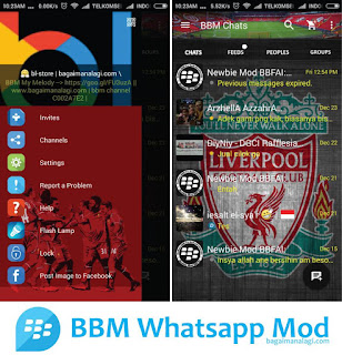 BBM Mod Liverpool CLONE Apk 2.11.0.16