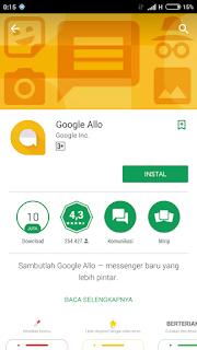 Cara Menginstall dan Menggunakan Google Allo