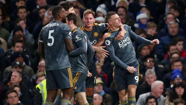 Hasil Pertandingan Chelsea vs Leicester City 0-1. Kekalahan Ini Membuat Chelsea Tertahan di Posisi Empat Klasemen.