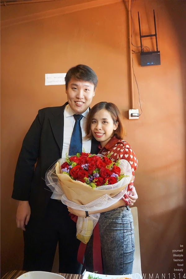 Valentines Proposal 2016 #JNS