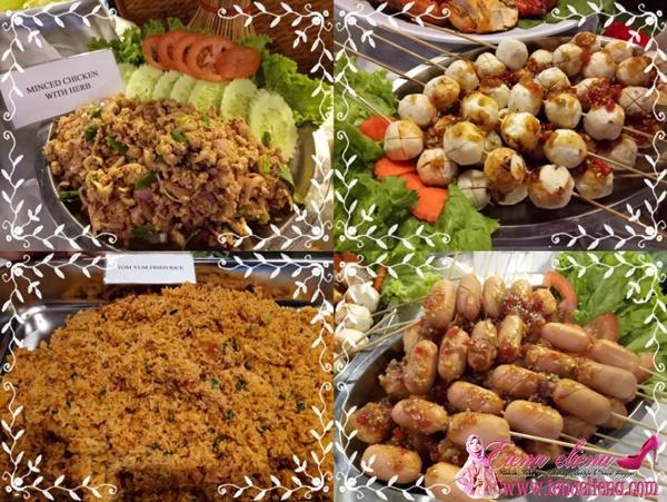 Buffet Ramadhan 2017 | Streat Thai Menawarkan 60 ++ Variasi Masakan dengan Harga RM49