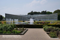 神代植物公園の大温室写真