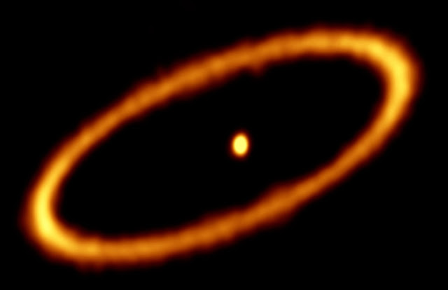 Planetary scientist finds evidence of planetary formation in other solar systems