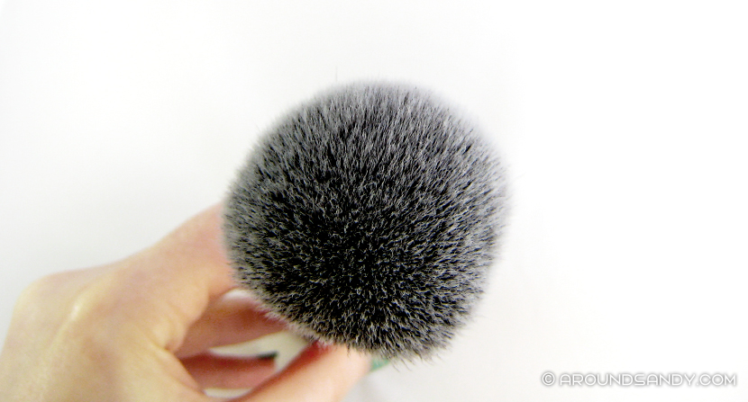 real techniques powder brush opinión review