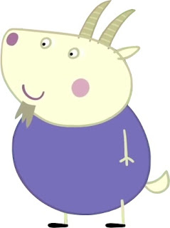Nick Jr: Peppa Pig List of Characters with Pictures and