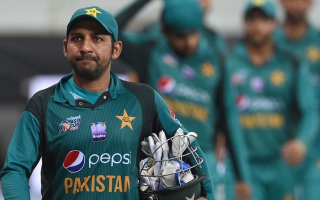 Why Sarfraz Suspended By ICC