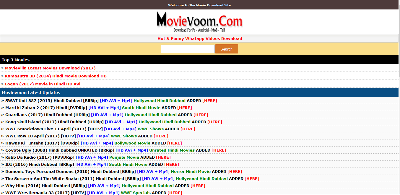 hd movies free download sites for mobile